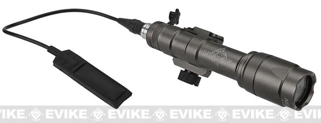 Bravo / Element Tactical CREE LED Scout Weapon Light w/ Pressure Pad - Grey