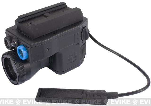 Element Multi-Function Flashlight / Laser /IR Aiming Device for Airsoft (Color: Black)