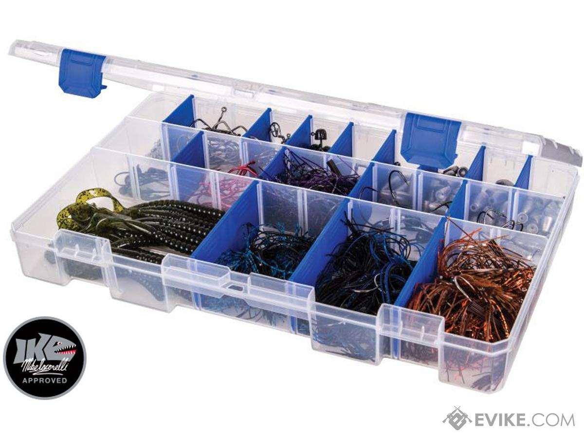 Flambeau Tuff Tainer® Fishing Tackle / Organizer Box (Model: 5003 / Divided)