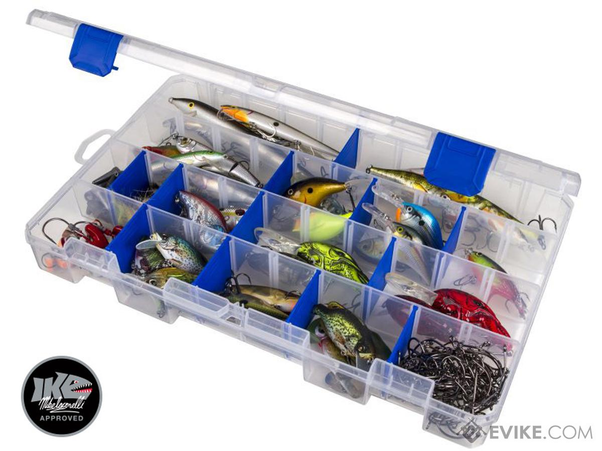 Flambeau Tuff Tainer® Fishing Tackle / Organizer Box (Model: 5007 / Divided)
