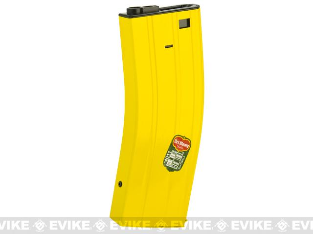 Matrix Full Metal 370 round Banana Flashmag for M4 M16 Series Airsoft AEG - Banana!