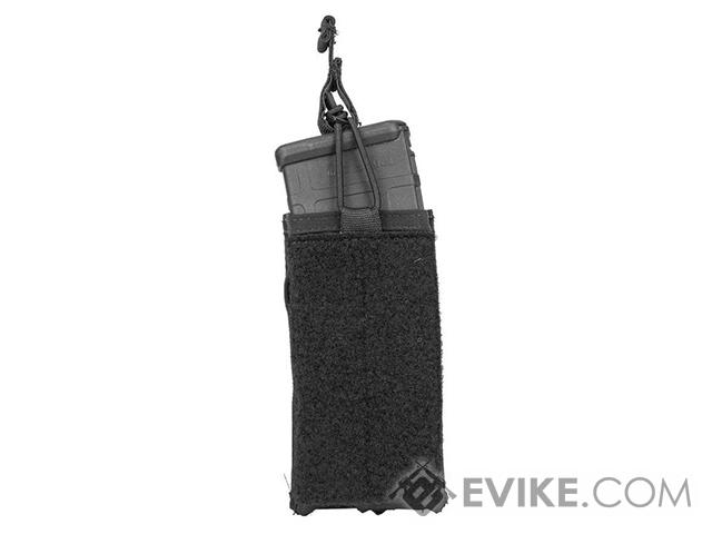 FirstSpear Ragnar Stretch Single M4 Magazine Pouch for FirstSpear Cummerbunds (Color: Black)
