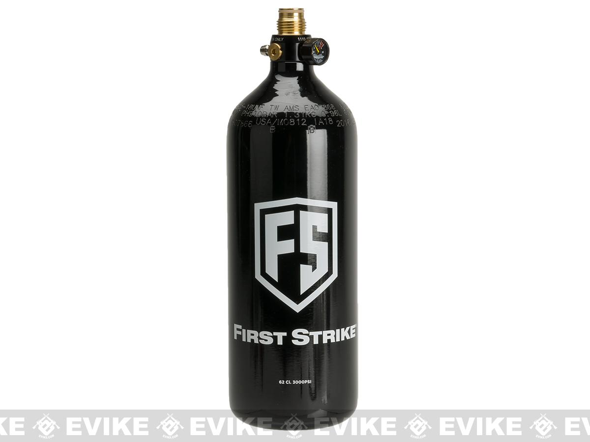 First Strike/Guerilla Air Myth 62/3000 HPA System Aluminum Tank with 4-Port Regulator