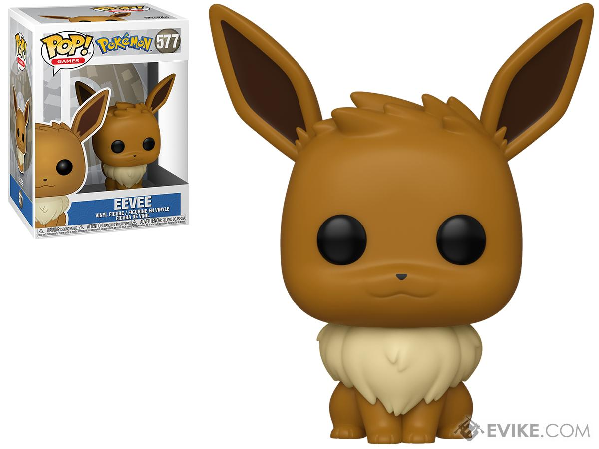 Funko POP! Pokemon Series (Figure: Eevee)