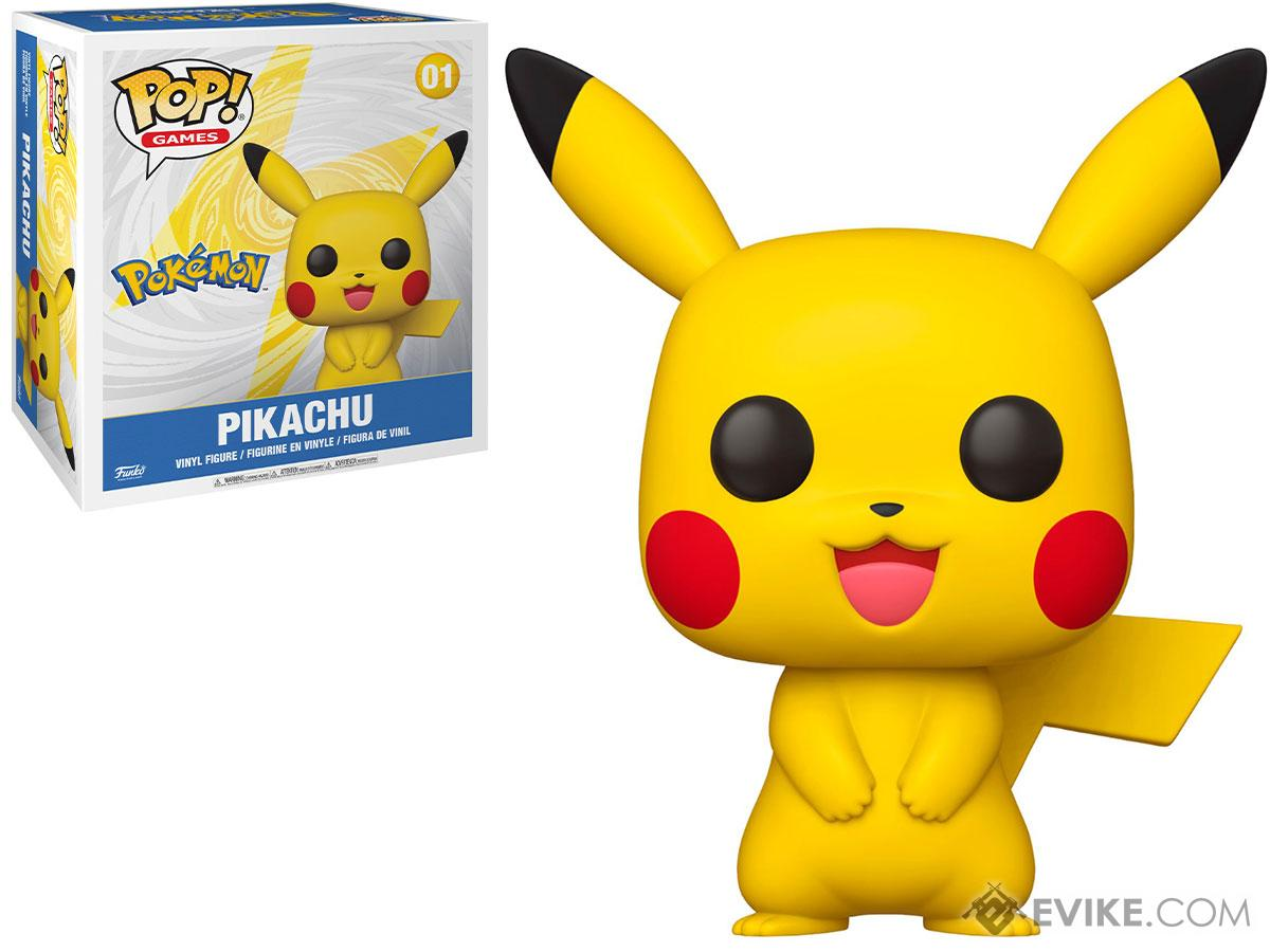 Funko POP! Games Pokemon Series 18 Vinyl Figure (Figure: Pikachu)
