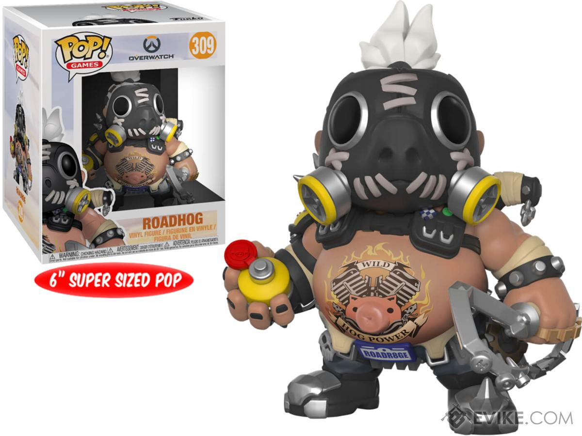 Funko POP! Overwatch Vinyl Figure (Model: Roadhog)