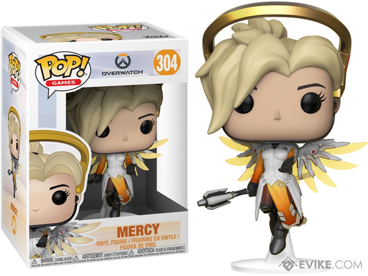 Funko POP! Overwatch Vinyl Figure (Model: Mercy)