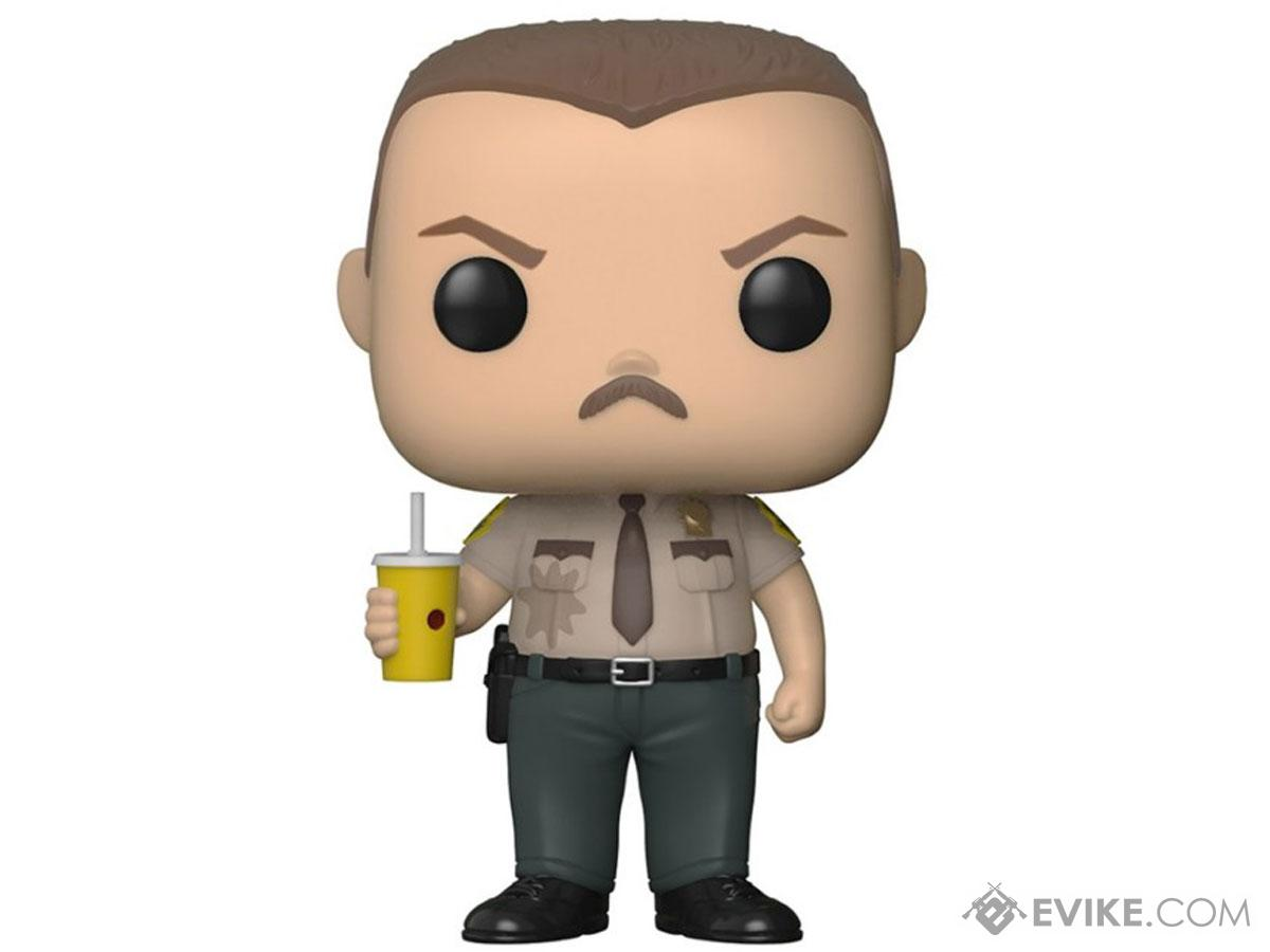 Funko POP! Super Troopers Farva with Liter O Cola Vinyl Figure