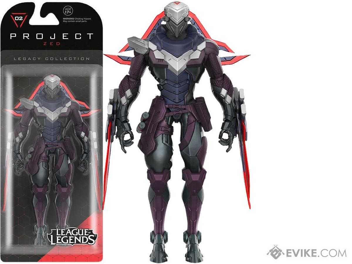 Funko Legacy League of Legends Action Figure (Character: Zed)