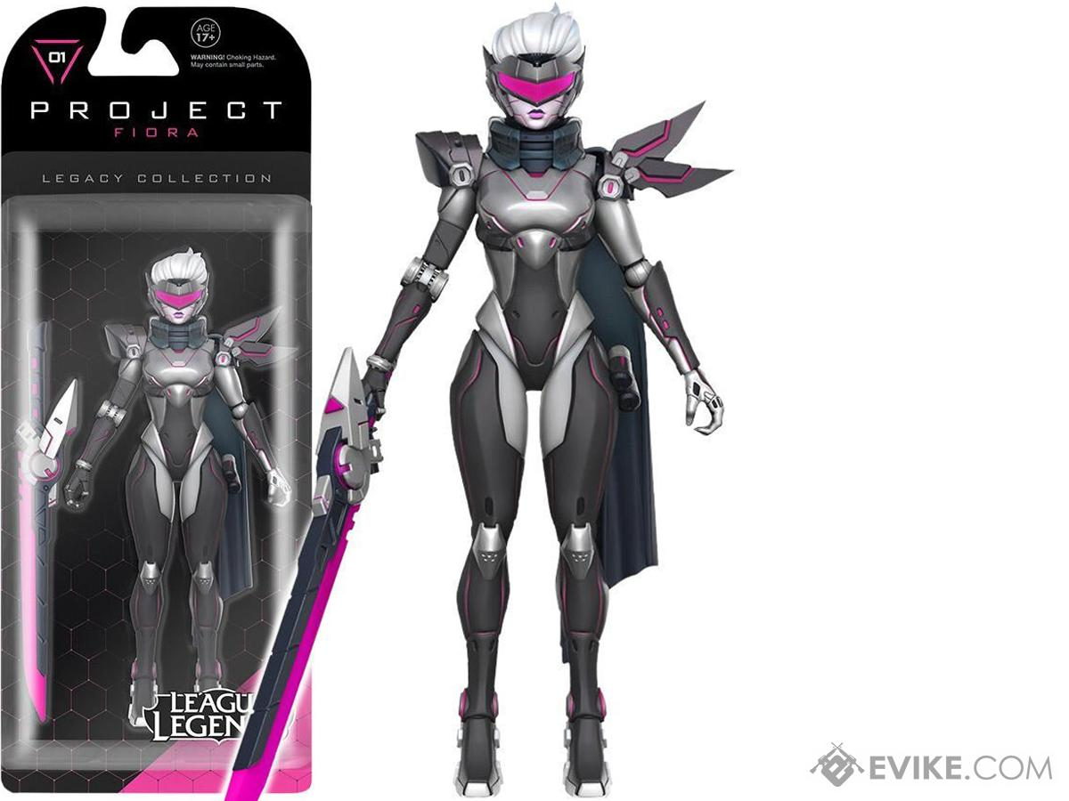 Funko Legacy League of Legends Action Figure (Character: Fiora)