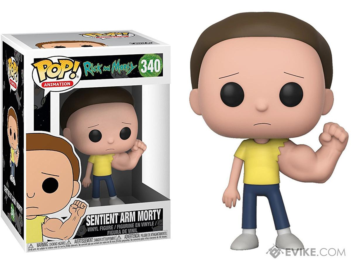 Funko POP! Rick & Morty Sentinent Arm Morty Vinyl Figure