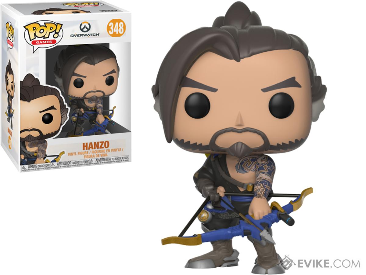 Funko POP! Overwatch Hanzo Vinyl Figure