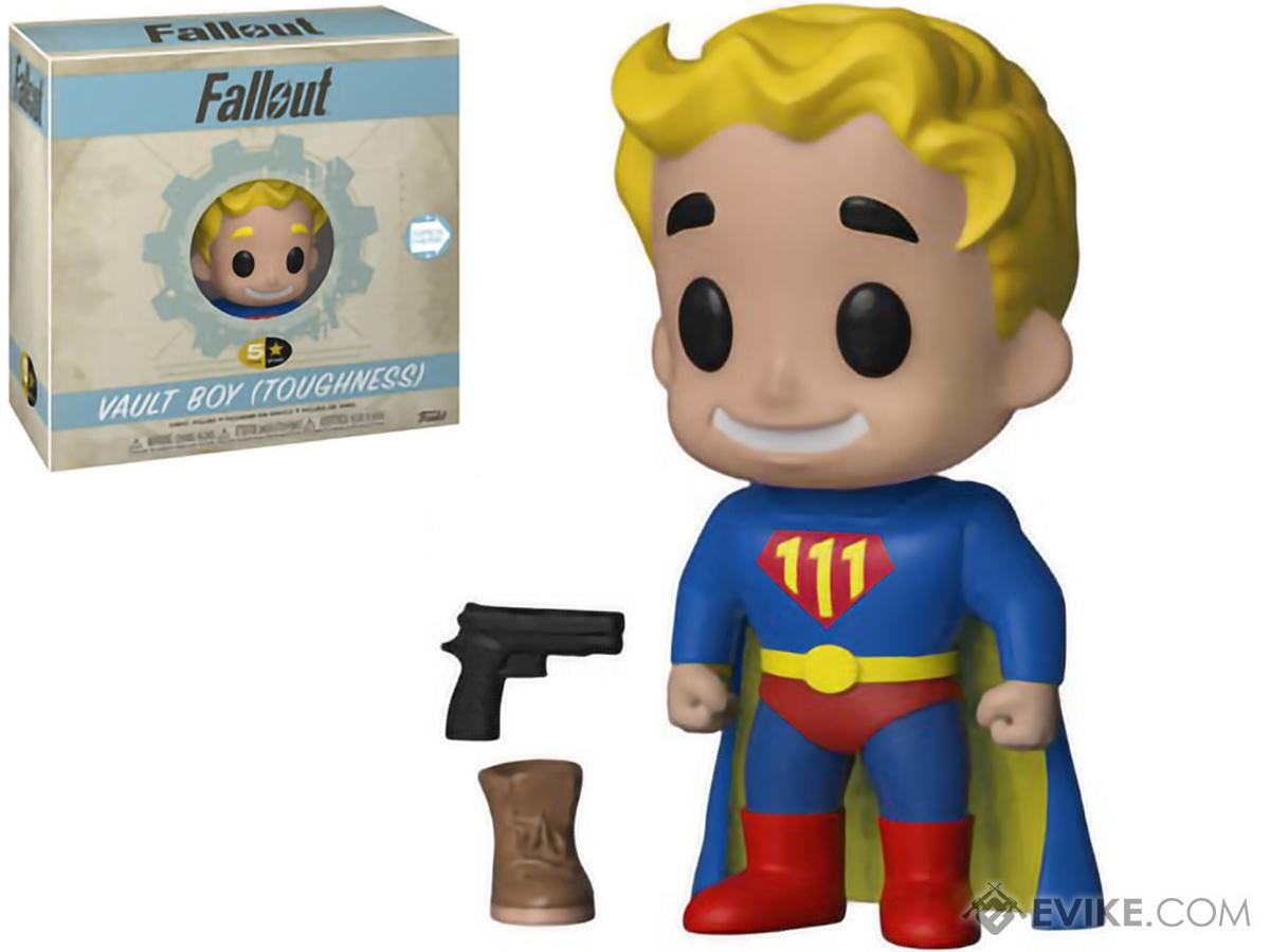 5 Star Fallout Vault Boy Vinyl Figure by Funko (Type: Toughness)
