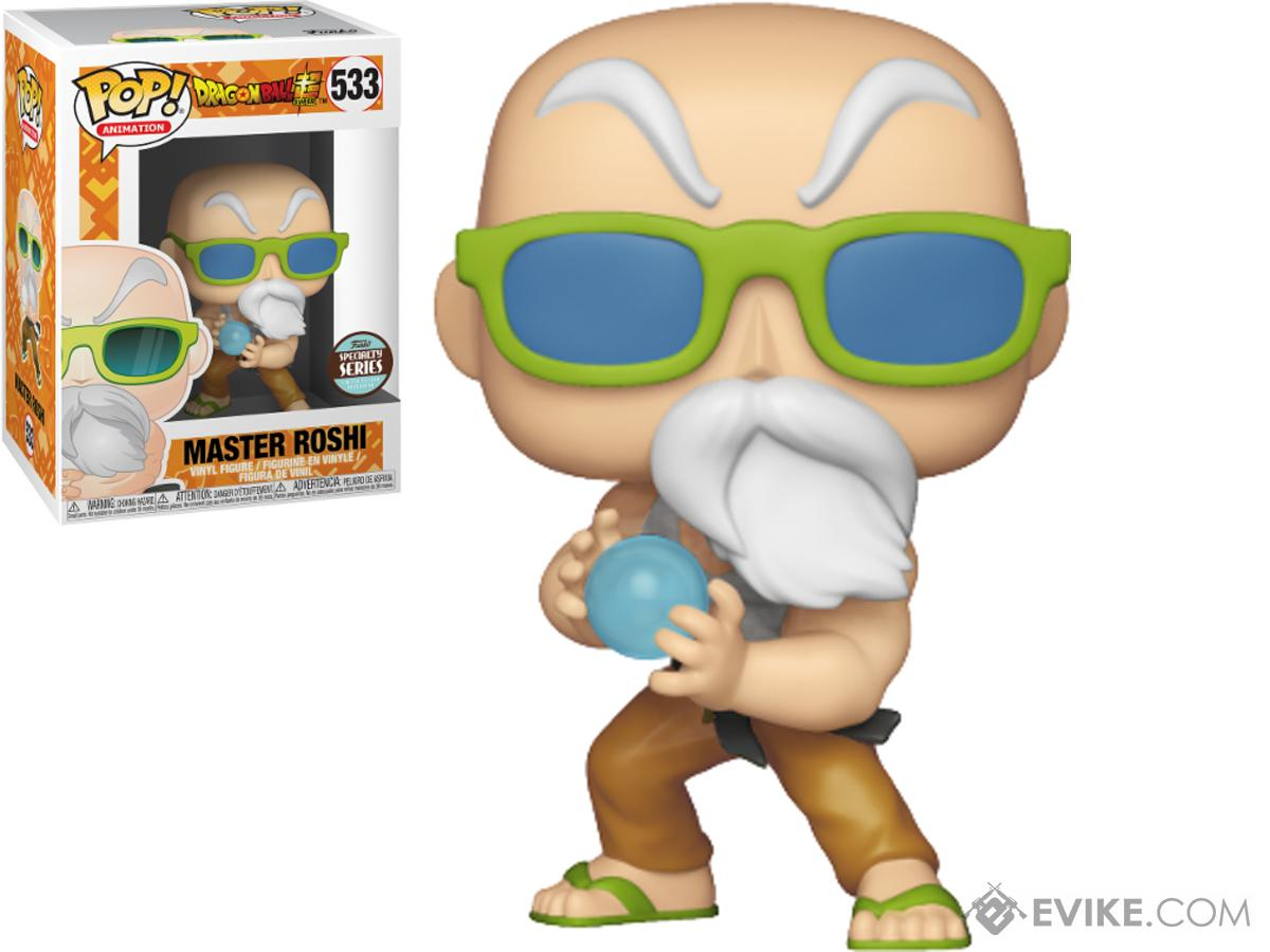 Funko POP! Master Roshi Full Power Vinyl Figure Specialty Series Limited Edition Exclusive