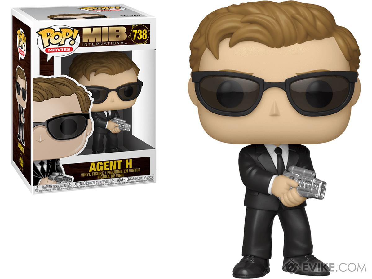 Funko POP! Men In Black International Vinyl Figure (Figure: Agent H)