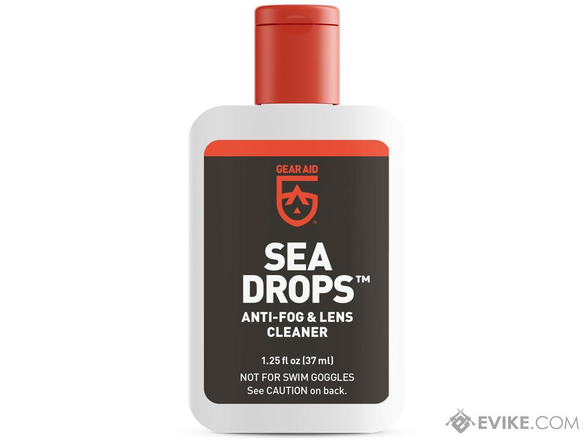 Gear Aid Sea Drops Anti-Fog and Lens Cleaner
