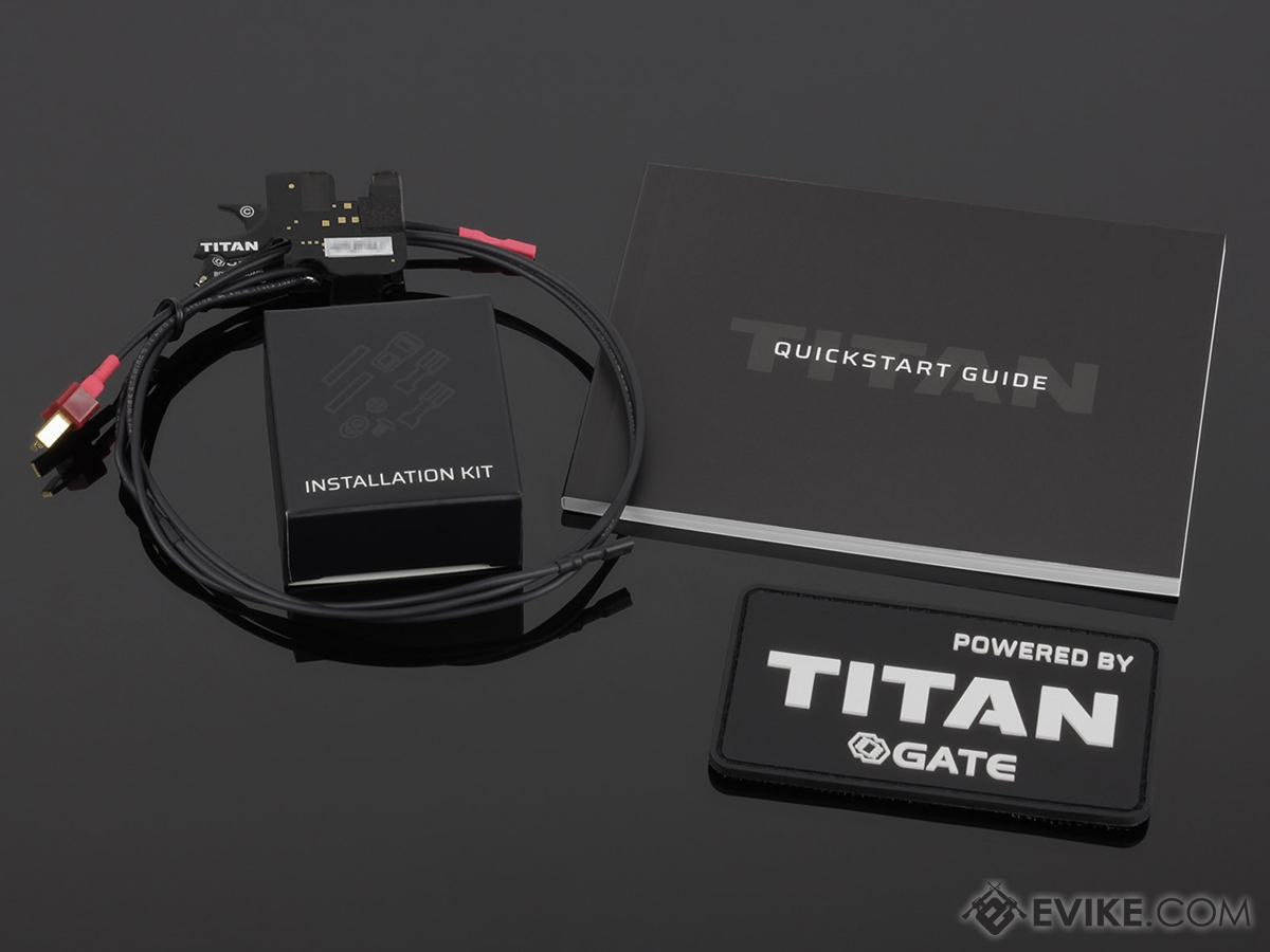 Gate TITAN V2 Airsoft Drop-In Programmable MOSFET Module with USB-Link (Model: Rear Wired / Without Programming Card)