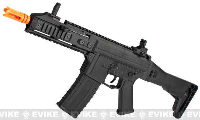 Pre-Order ETA November 2019 GHK G5 Airsoft Hard Kick Gas Blowback GBB Rifle (Color: Black)