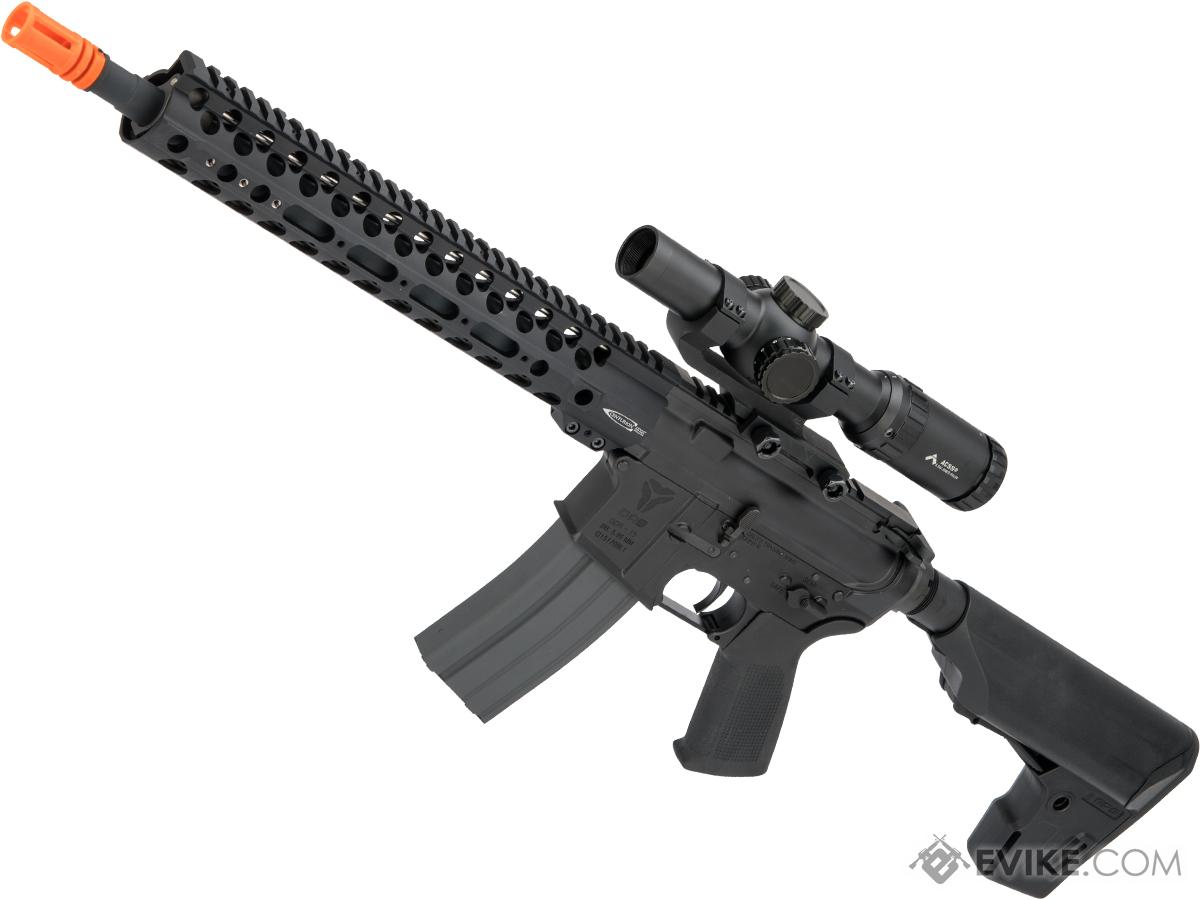 GBLS DAS Dynamic Action System GDR15 Blowback Airsoft AEG Training Rifle (Model: Carbine)