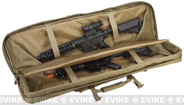 Combat Featured 42 Ultimate Dual Weapon Case Bag Color Desert