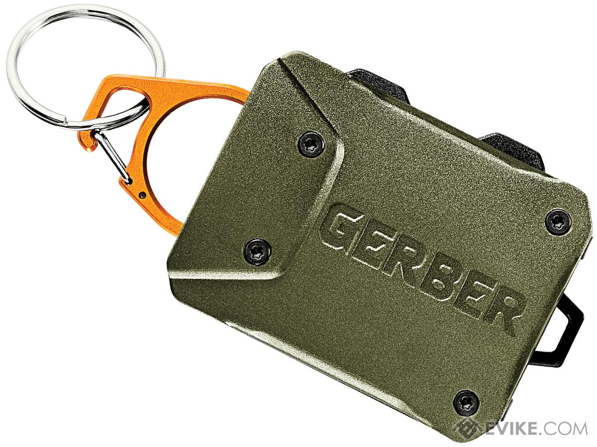 Gerber Defender Retractable Tether Carabiner (Model: Large)