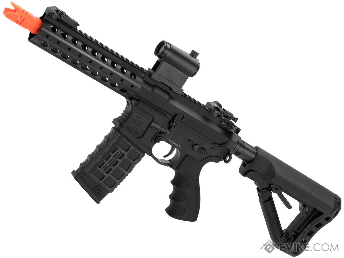 G&G FFR CM16 A2 Airsoft AEG w/ 7.5 Handguard (Package: Black / Gun Only)
