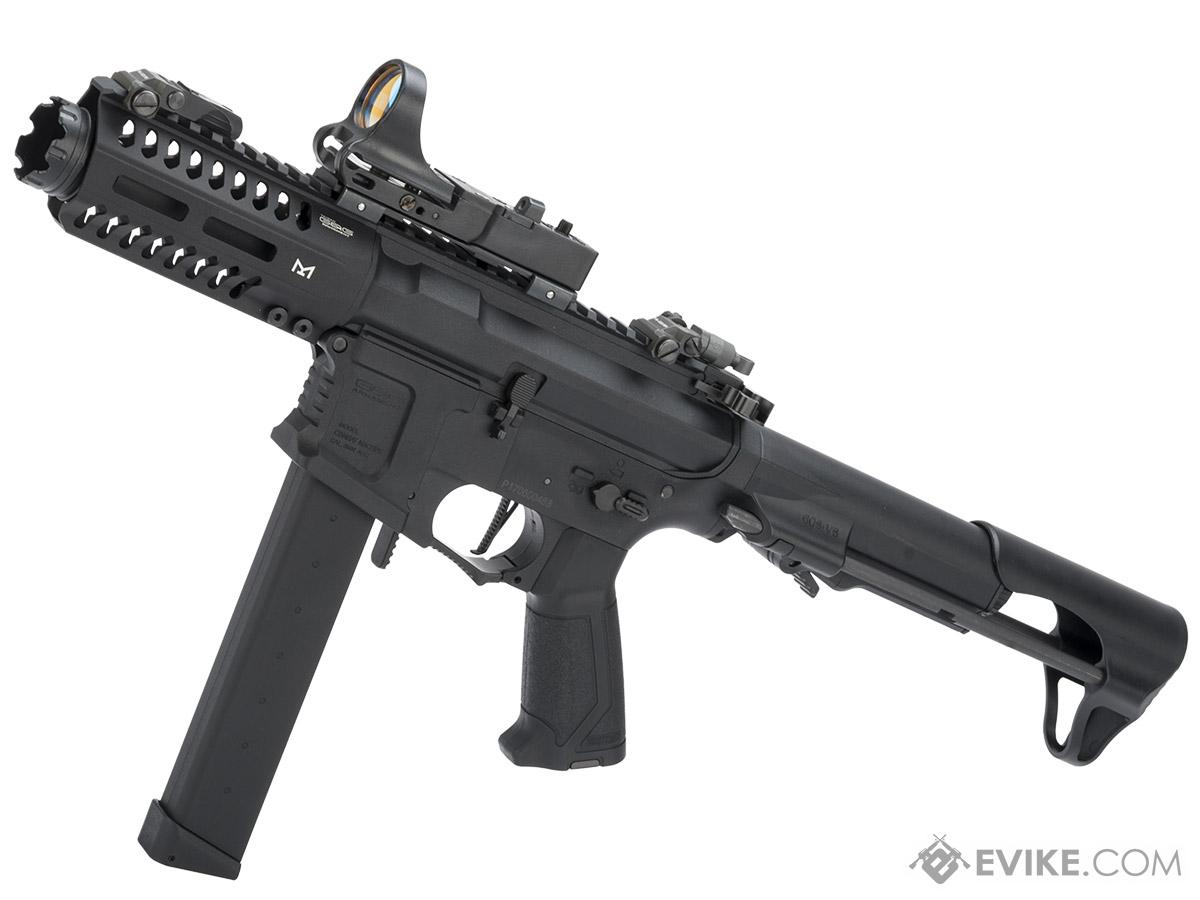 G&G CM16 ARP9 CQB Carbine Airsoft AEG (Package: Black / Gun Only)