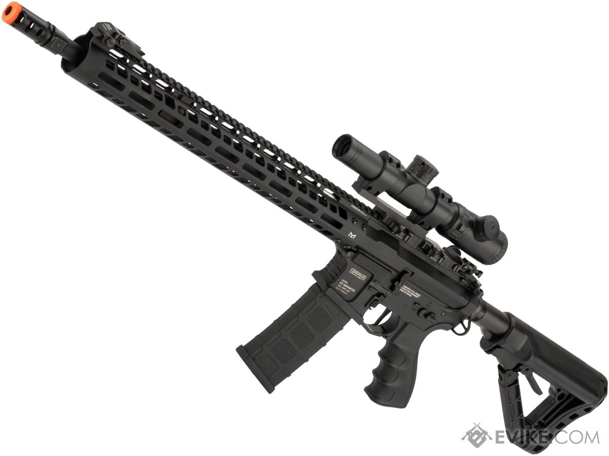 Pre-Order ETA August 2018 G&G TR16 MBR 556WH Full Metal Airsoft AEG with MLOK Handguard (Package: Gun Only)