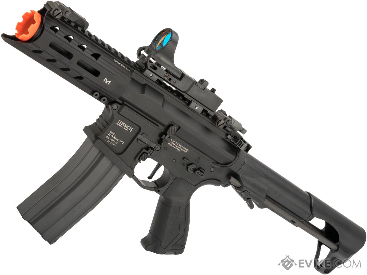 G&G ARP 556 Full Metal M4 Airsoft PDW AEG (Package: Black / Gun Only)