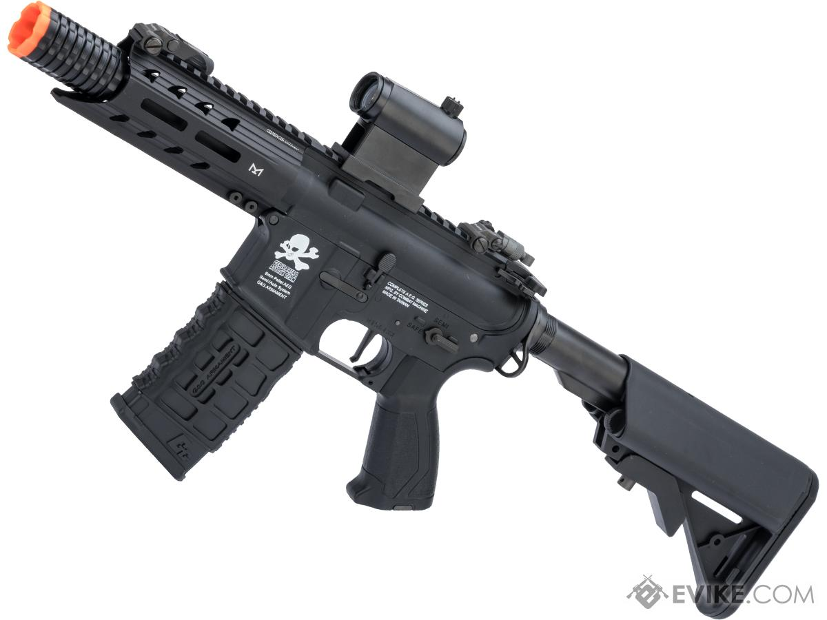 Pre-Order ETA January 2020 G&G ARP 556 Death Machine Mark 2 M4 Airsoft PDW AEG