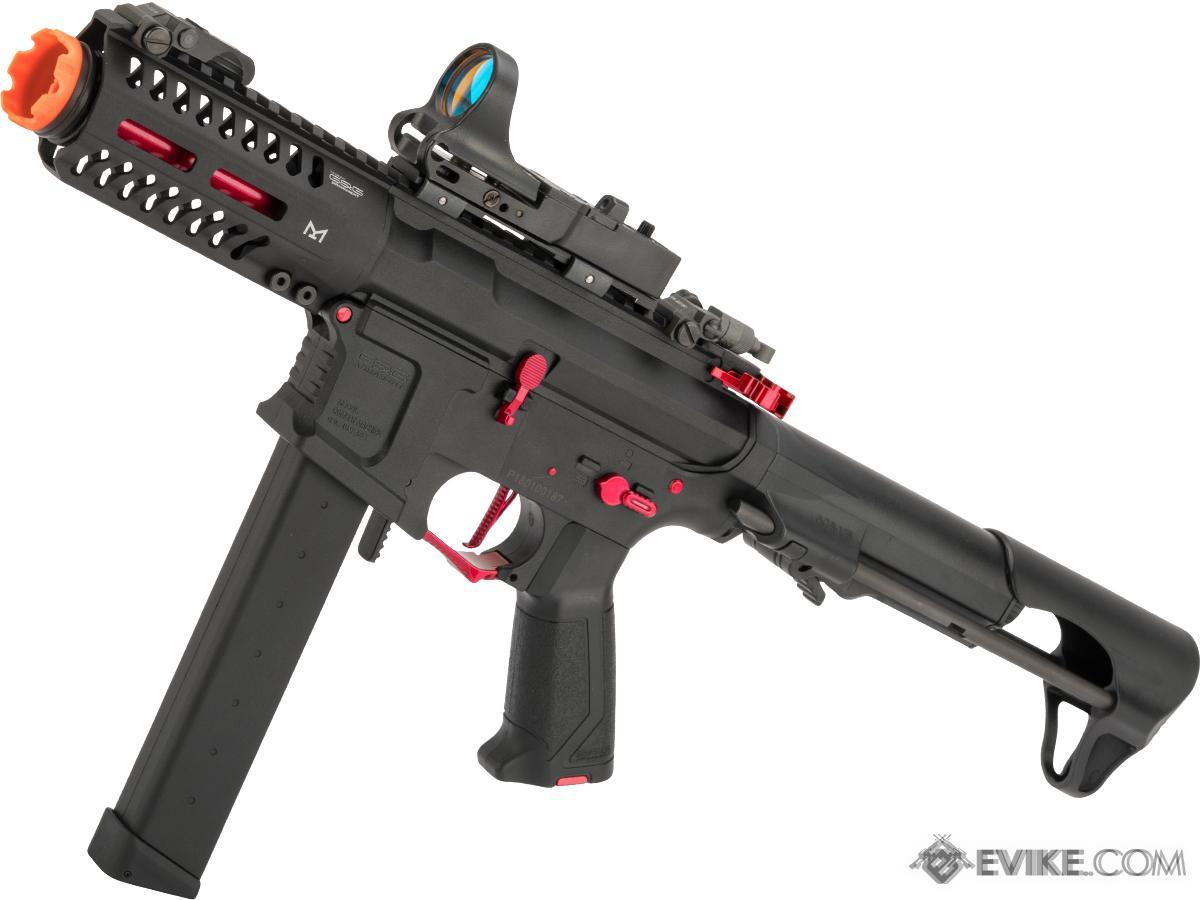 Pre-Order ETA March 2020 G&G CM16 ARP9 CQB Carbine Airsoft AEG (Package: Black - Fire / Gun Only)