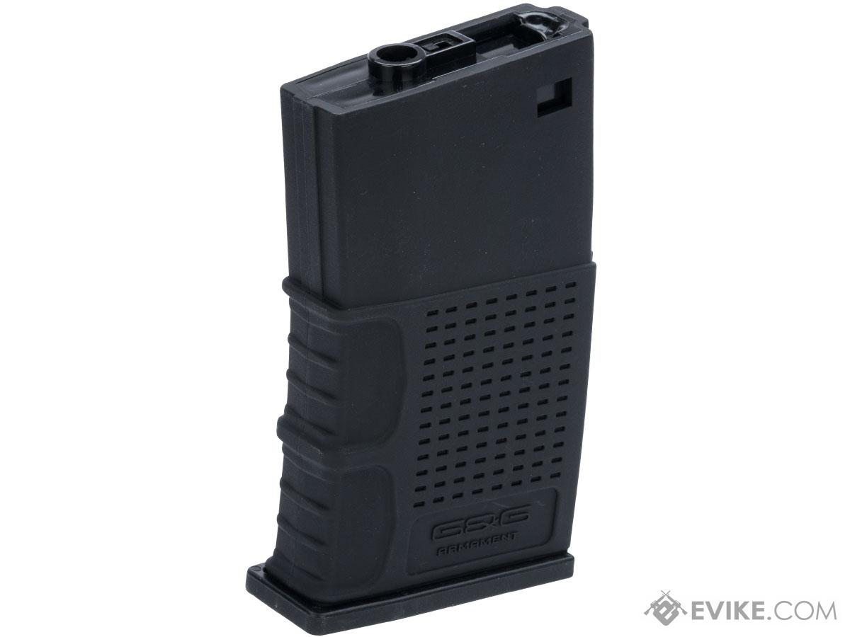 G&G G2H High-Cap Magazine for TR16 MBR 308 Airsoft AEG Rifles (Color: Black / 370rd)