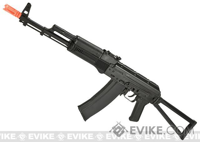 GHK AK74 AKS-74M Steel Receiver Full Metal Airsoft GBB Gas Blowback Rifle