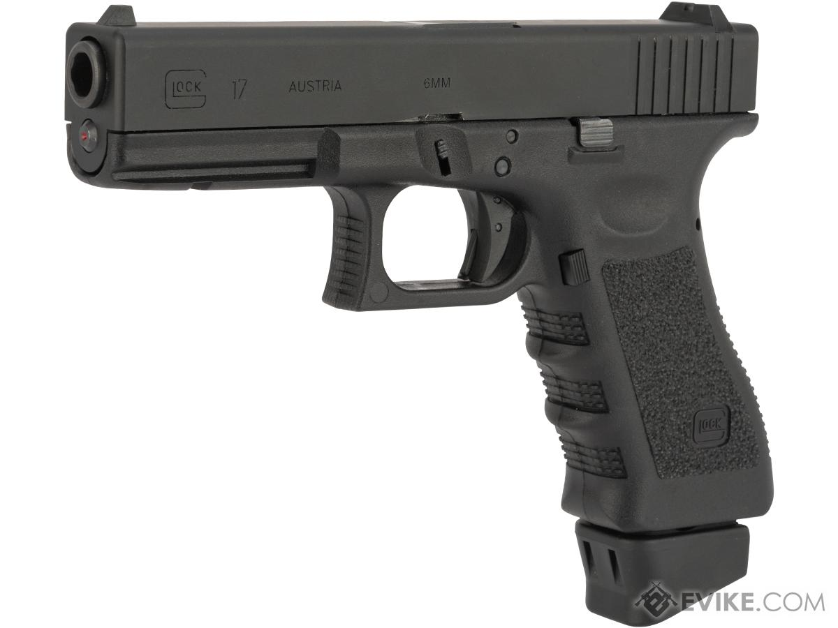 Spartan Licensed GLOCK G17 Gen.3 Blowback Training Pistol - LE / Military ONLY