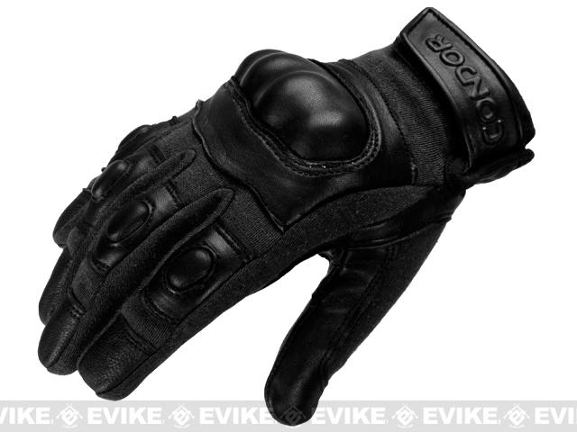 Condor Syncro Tactical Gloves - Black (Size: X-Large)