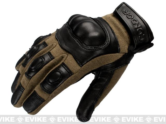 Condor Syncro Tactical Gloves (Color: Coyote / Medium)