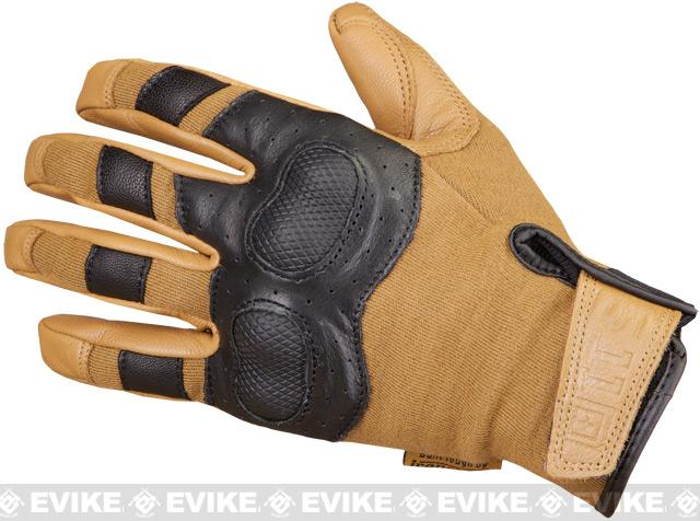 5.11 Tactical HardTime Hard Knuckle Gloves - Coyote (Size: Small)