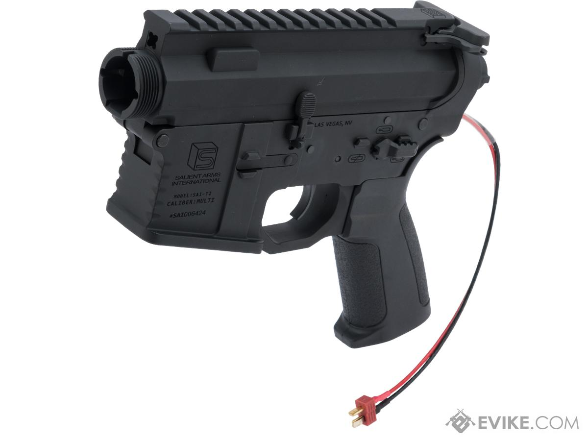 Salient Arms International Complete Metal Receiver M4 Pro Kit w/ G&P i5 Gearbox (Color: Black)