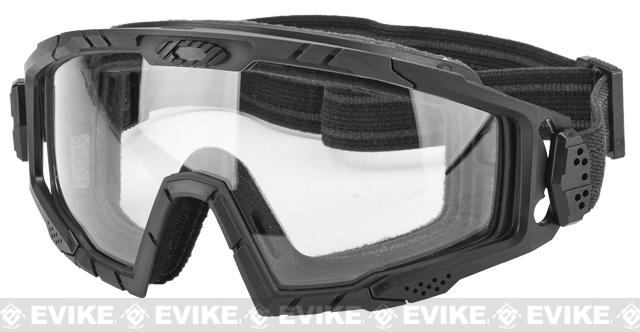 Oakley SI Ballistic Goggle 2.0 - Black   Clear. Hover or touch above to  zoom. Youtube preview Product image 1 ... b4ec54f6931