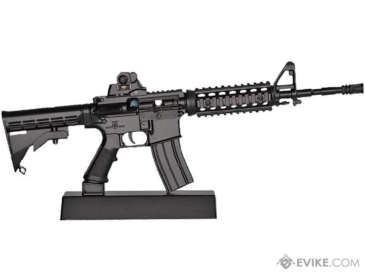 GoatGuns 1:3 Scale Die-Cast Model (Model: AR-15 / Black)