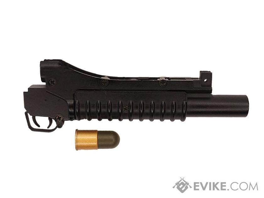 GoatGuns Accessory for 1:3 Scale Model Kits (Part: M203 Grenade Launcher)