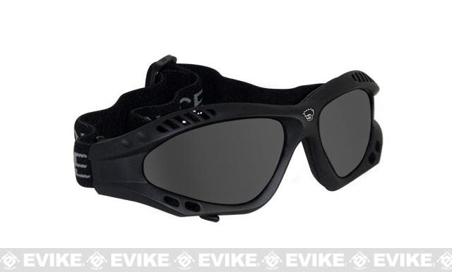 Save Phace Tactical Eye Protection Sly Series Goggles (Color: Smoke Lenses)