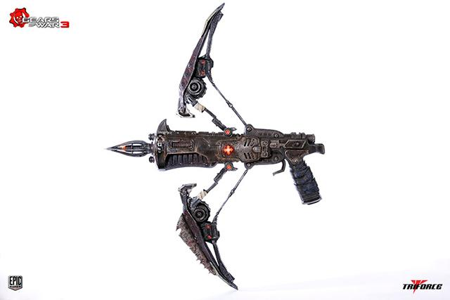 Triforce Limited Edition Gears Of War 3: Torque Bow Full Scale Replica