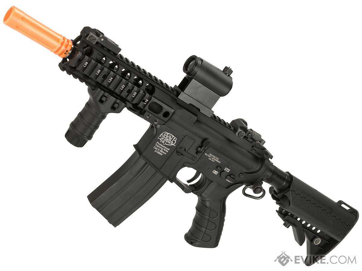 z G&P M4 MRP Short CQB SBR Airsoft AEG Rifle (Package: Gun Only)