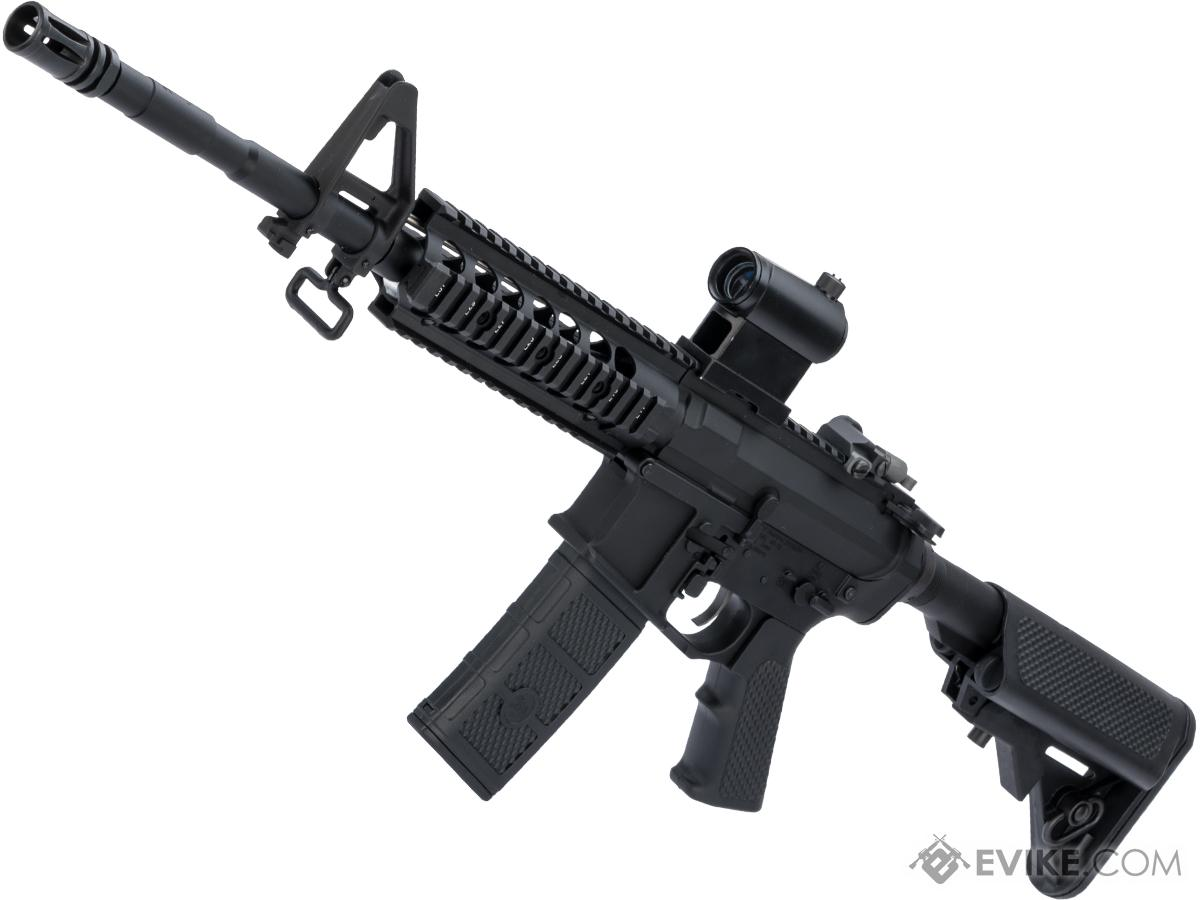 G&P Golf Ball Texture M4 Carbine Airsoft AEG Rifle w/ i5 Gearbox (Package: Gun Only)
