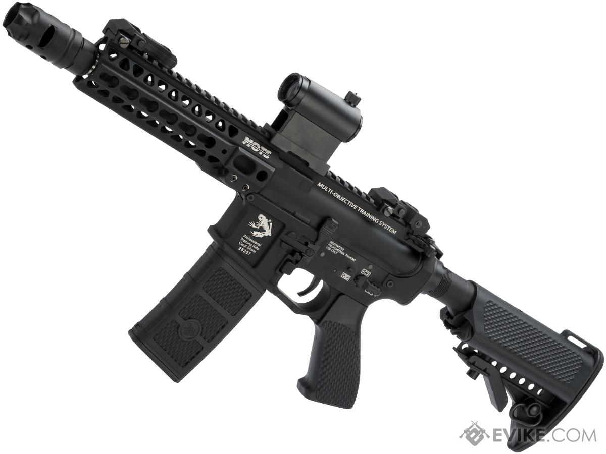 G&P AEG 90 KeyMod M4 SBR AEG with Monolithic Upper (Color: Black)