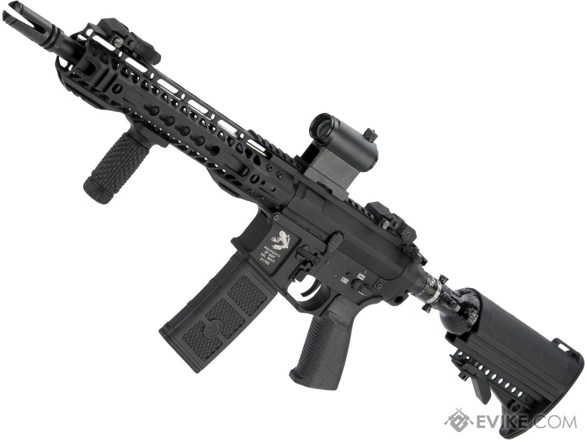 G&P / Polarstar Full Metal M4 R3 HPA Powered Airsoft Rifle with 10.5 Keymod Handguard