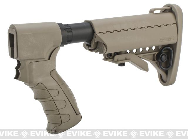 z G&P Pistol Grip / M4 Stock Conversion Kit for M870 Series