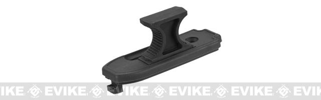 G&P Magazine Assist Plate for G&P High RPS Hi-Cap M4/M16 Magazine - Black (10 pcs)