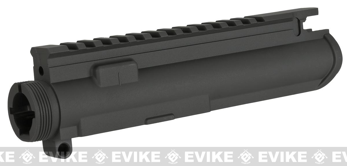 G&P Full Metal Upper Receiver For M4 M16 Series Airsoft AEG - Gray